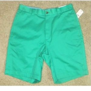 Brooks Brothers Green Casual Shorts Men's W31
